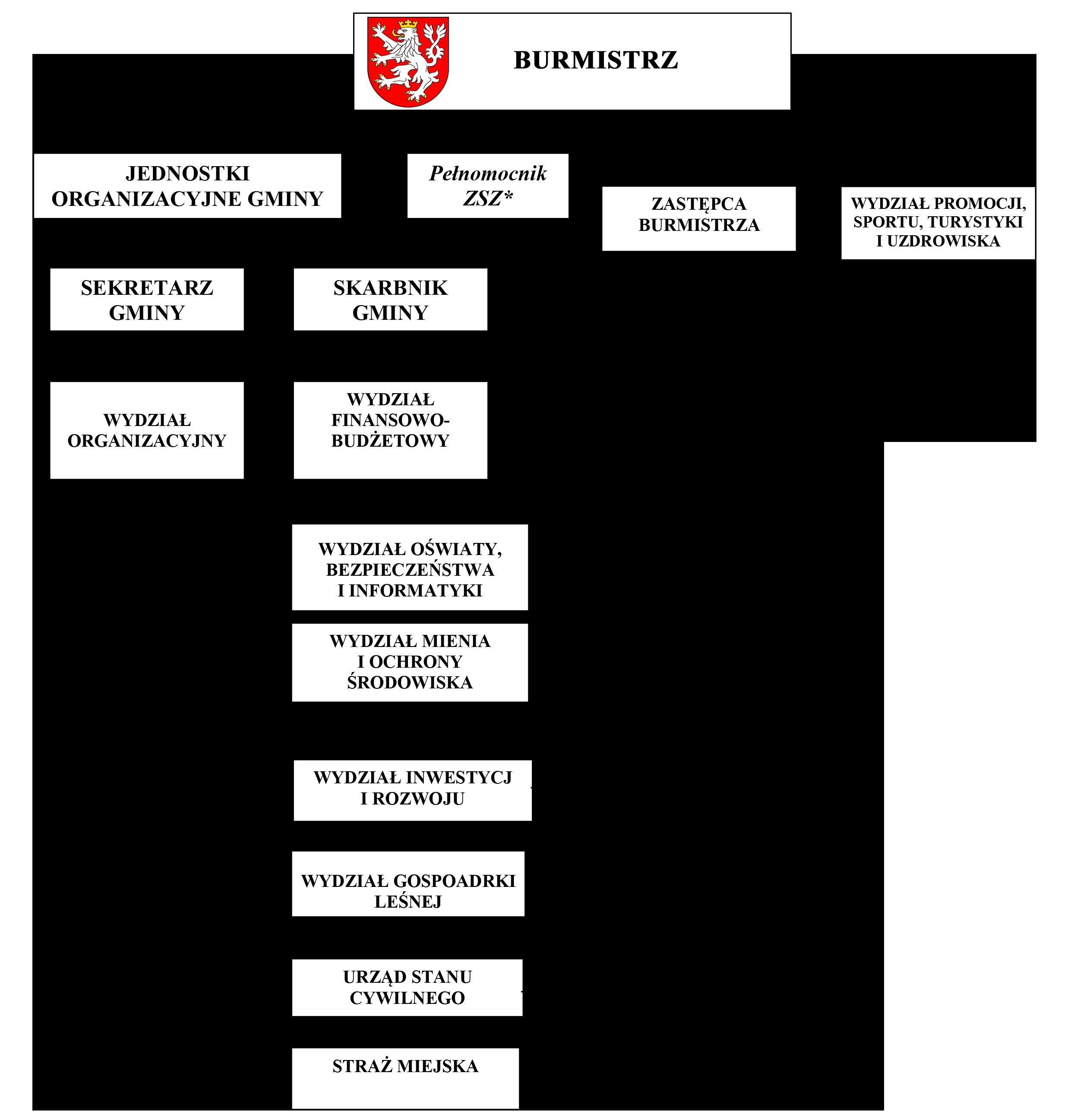 struktura organizacyjna 2017